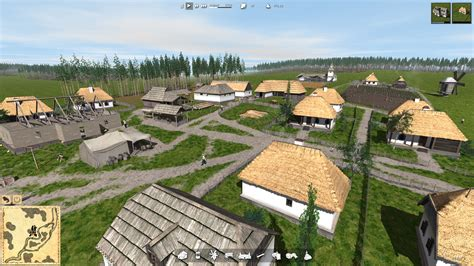 Ostriv – a city building game
