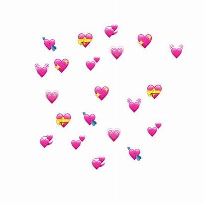 Heart Emoji Sticker Picsart Discord Coracao