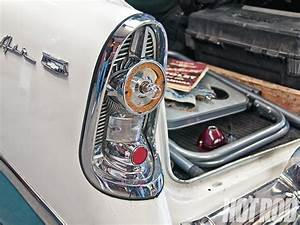 1956 Chevy Bel Air - Dash And Rear Lights