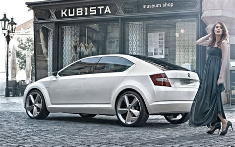 Skoda Design Concept Wallpapers And Images Wallpapers