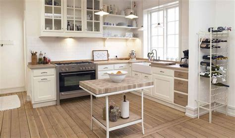 kitchen design innovations how to blend modern and country styles within your home s decor