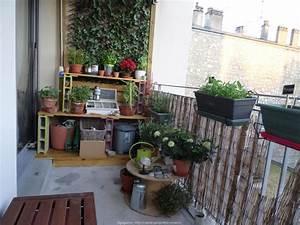 Aménager son balcon pour l été, quelques idées Carnet aux petites choses