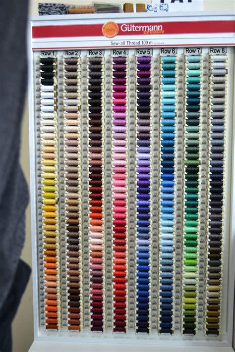 gutermann thread colors gutermann sew all thread 100 polyester 100m sewing thread