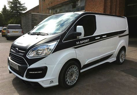 ford transit custom special edition m sport 2 2 tdci 155ps rally pack ebay