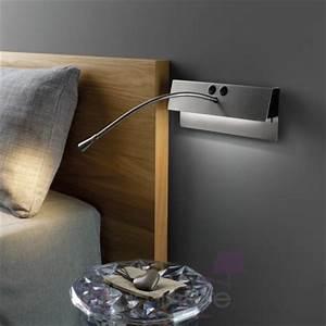 Applique Murale Tete De Lit : applique t te de lit avec liseuse led 3 01 luminaire ~ Teatrodelosmanantiales.com Idées de Décoration