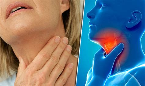 Images Of Throat Persistent Sore Throat Why Should Never Ignore Condition