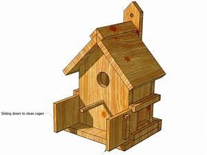 Birdhouse Plans : Creative Birdhouse Designs Ideas – Three