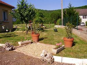 idee deco exterieur home design nouveau et ameliore With decoration jardin exterieur maison