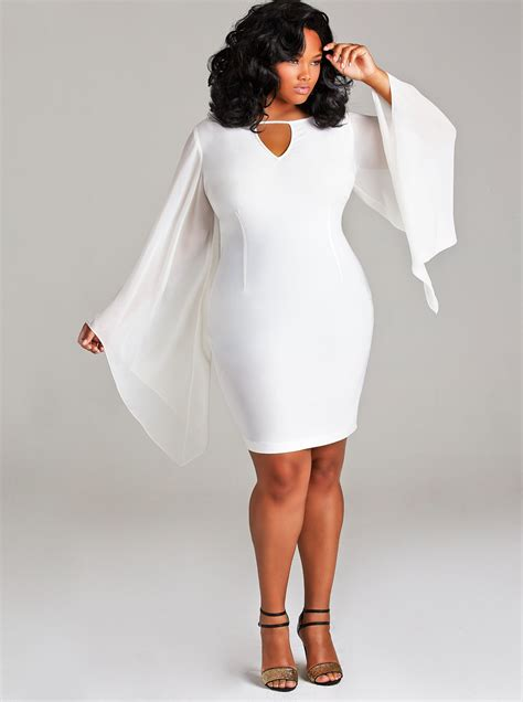 HD wallpapers plus size party dress white