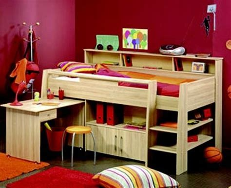 mid sleeper cabin bed storage bed ideas girls bedroom