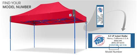 official site replacement parts  instant shelter
