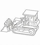 Coloring Truck Printable Trucks Construction Vehicles Dump Adults Bulldozer Digger Cars Sheet Popular Ones sketch template