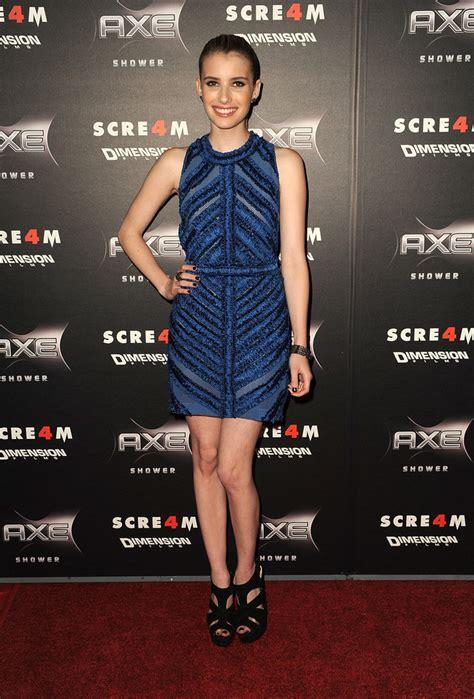 More Pics of Emma Roberts Ponytail (9 of 13) - Long ...