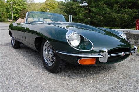 buy used 1969 jaguar xke roadster beautiful restoration