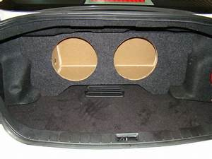 Zenclosures Subwoofer Box For 2009