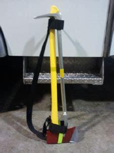 firefighter irons sling