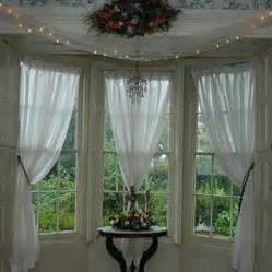 kitchen bay window curtain ideas kitchen bay window curtains images
