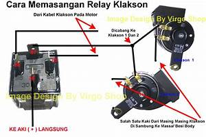 Denso Tipe 272000 Klakson Keong 12v Waterproof  Anti Air