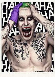 Suicid Squad Joker : was jared leto 39 s joker previously robin here 39 s all the evidence ~ Medecine-chirurgie-esthetiques.com Avis de Voitures