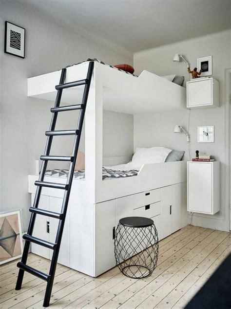 chambre gar輟ns lit moderne ado les choses une chambre ado moderne doit disposer sont des tagres un espace de travail pratique un grand lit et un design