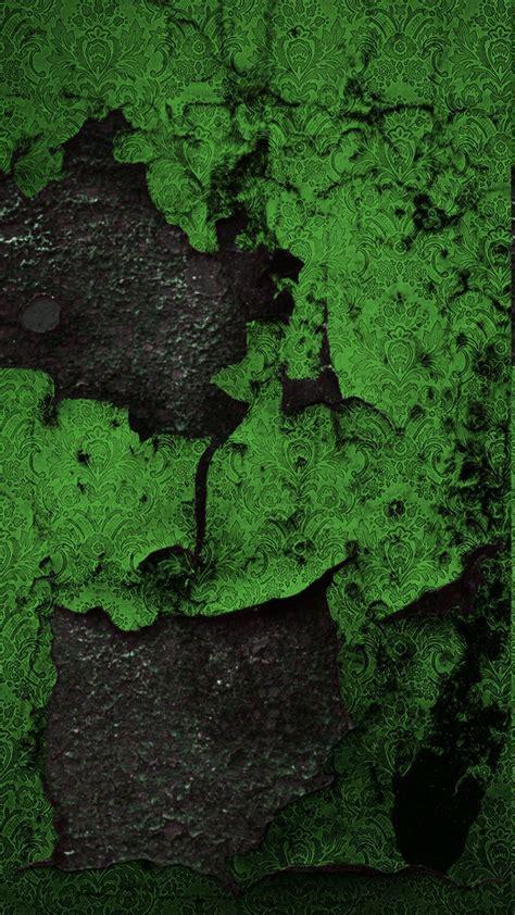 abstract Green Texture Pattern Digital Art Artwork