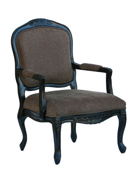 Provincial Accent Chair by Elba Accent Chair With Provincial Styling