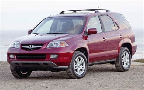 Used 2004 Acura Mdx For Sale  Pricing & Features Edmunds