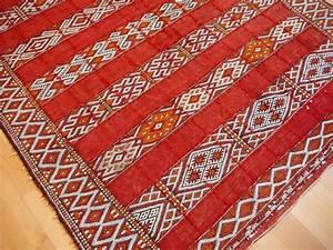 Berber Teppich Kaufen : zemmour kelim berber teppich bei pamono kaufen ~ Indierocktalk.com Haus und Dekorationen