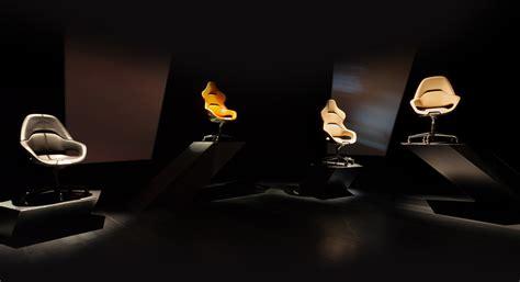 Poltrona Frau Ferrari : Ferrari Design Team Creates Cockpit Office Chair For