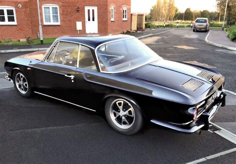 1966 Lhd Type 34 Karmann Ghia