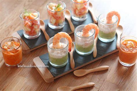 recette de cuisine indienne trio de verrines salées