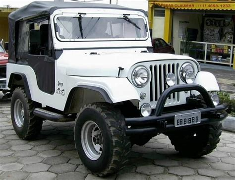 1960 willys jeep cj3b pictures to pinterest pinsdaddy