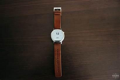 Motorola Smartwatch Moto 4k Wristwatch Dark Tokkoro