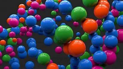 Colorful Balloons Desktop Ballons Backgrounds Wallpapers 3d