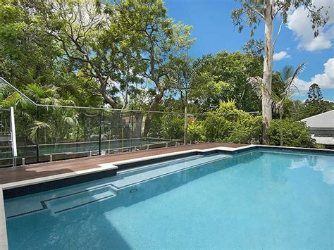 suspended concrete pool build ashgrove cityscapes