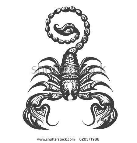 scorpion web design lobster image free vector 123freevectors