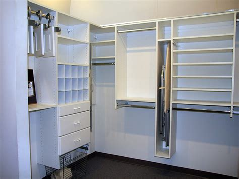 Walkin Closets  Custom Storage Solutions  Closet Concepts