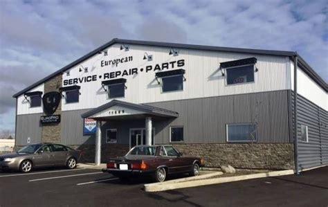 bmw repair  europro automotive  spokane valley wa