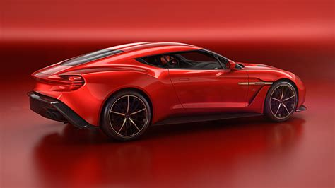 Aston Martin Vanquish Picture by Aston Martin Vanquish Zagato Concept Wallpapers Images