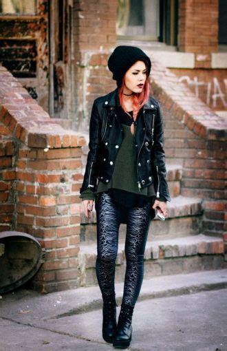 11 outfits grunge para este invierno   ActitudFem