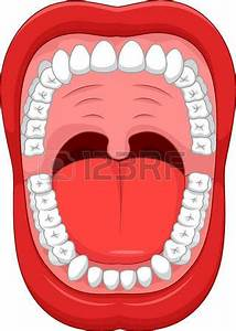 Opened mouth clipart collection