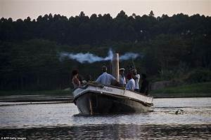 The African Queen sails the Nile again: Boat that featured ...