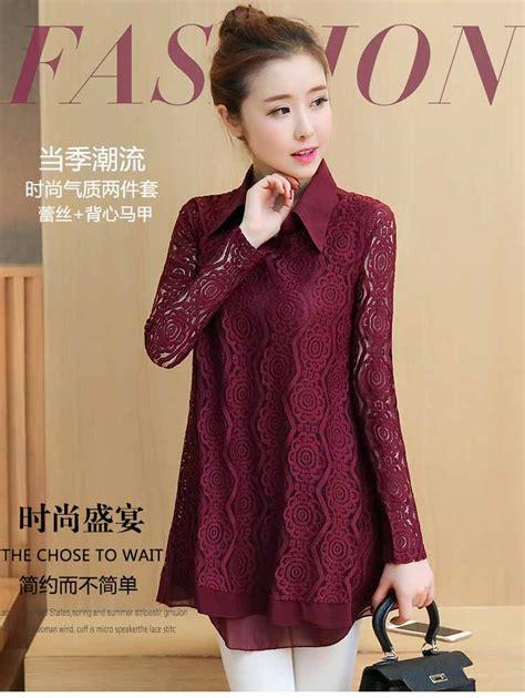 baju wanita merah maroon brokat murah myrosefashioncom