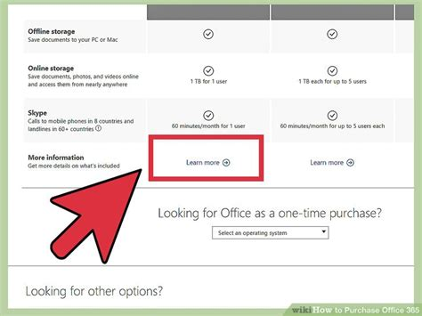 how to purchase office 365 10 steps with pictures wikihow