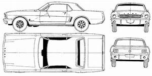 blueprint ford mustang 1965 With 1966 dodge dart gts