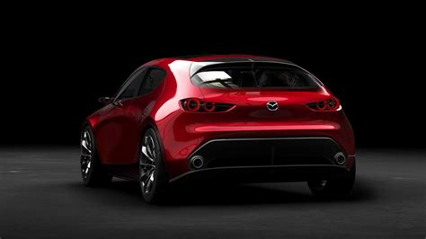 Mazda Kai Concept Teases Next Mazda3, But Don't Get Your
