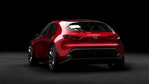 Mazda Kai Concept : mazda kai concept teases next mazda3 but don 39 t get your hopes too high carscoops ~ Medecine-chirurgie-esthetiques.com Avis de Voitures