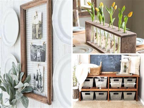 glass tile bathroom 19 diy farmhouse decor ideas to style your fixer on