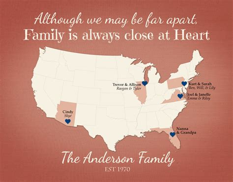 Distance Between Family Quotes