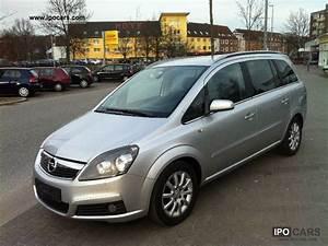Opel Zafira 1 9 Cdti : 2006 opel zafira 1 9 cdti car photo and specs ~ Gottalentnigeria.com Avis de Voitures